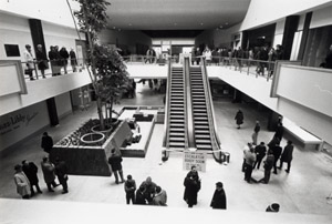 Opening of Chapel Square Mall