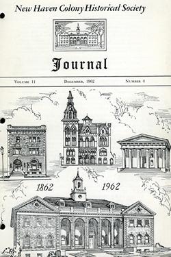 NHCHS Journal 1962 Centennial