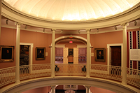 Upper Rotunda and Auditorium