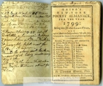 MSS 35: Samuel Andrew Law Papers, 1798-1845
