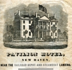 MSS B22: New Haven Hotels Collection, 1847-1973