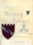 MSS B25: Stirling School Records, 1967-1974