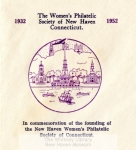 MSS B67: New Haven Women's Philatelic Society Records, 1932-1987