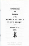 MSS 11: Woman's Seamen's Friend Society Records, 1844-1968