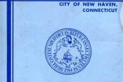 MSS 142: New Haven Taxpayers' Research Council Records, 1944-1974
