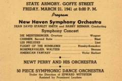 MSS 247: Greater New Haven Federation of Musicians Records, 1910-1991