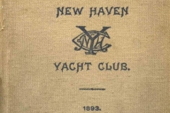 MSS 259: New Haven Yacht Club Records, 1882-1961