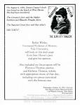 MSS 292: Jennie Cramer Murder Miscellany, 1881-1891, 1997