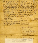 MSS 3: Connecticut Superior Court, Documents for New Haven County, 1789-1923