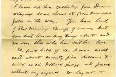MSS 50: Hattie Pierpont Fuller Family Correspondence, 1852-1925