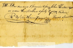 MSS 57E: Abraham and John Heaton, Jr. Papers, 1799-1836