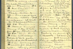 MSS 6: Wallace Dwight Humiston Papers, 1886-1938