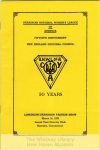 MSS 71: Ukrainian National Woman's League of America, Branch 108, New Haven, Records, 1970-1977
