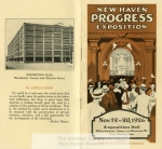 MSS B1: New Haven Progress Exposition Collection, 1926-1927
