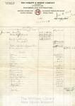 MSS B21: Foskett & Bishop Company Records, 1893-1947