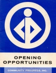 MSS B61: Community Progress Inc., Youth Development Program Records, 1962-1982