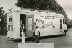MSS B80: League of Women Voters of New Haven Records, 1926-1988