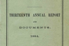 MSS B84: Trustees of Center Church Home Records, 1868-1986