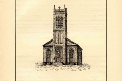 MSS B85: Trinity Church on the Green Records, 1799-1987