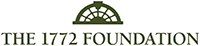 Logo for: The 1772 Foundation