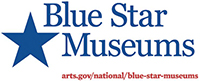 Logo for: Blue Star Museums