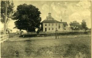 Pardee Morris House, c 1899, Bishop (1)